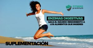 Lee más sobre el artículo Enzimas digestivas: un suplemento fitness que debes conocer