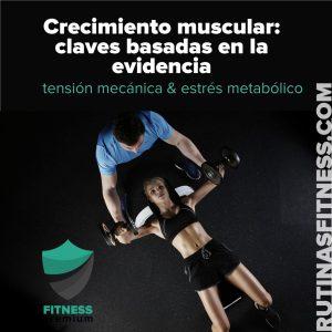 Lee más sobre el artículo Crecimiento muscular: claves científicas para maximizarlo