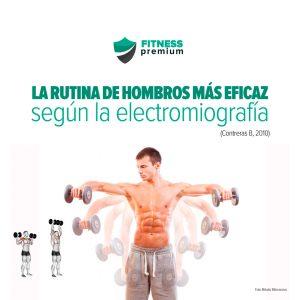 Lee más sobre el artículo Deltoides: mejores ejercicios según electromiografía