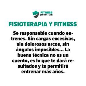 Lee más sobre el artículo Fisioterapia y Fitness: la importancia de entrenar responsablemente.