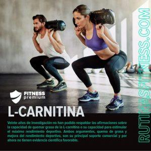 Lee más sobre el artículo L-Carnitina para quemar grasa: ¿realidad o ficción?