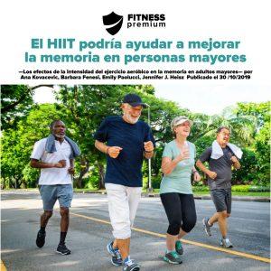 Lee más sobre el artículo El HIIT podría ayudar a mejorar la memoria en adultos mayores