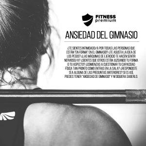 Lee más sobre el artículo Ansiedad del gimnasio: cuando los otros te incomodan en el gym