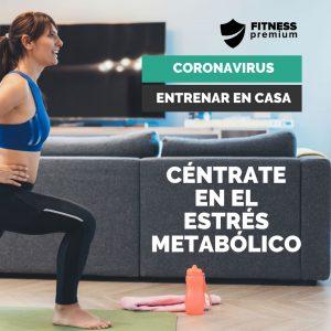 Lee más sobre el artículo Coronavirus: Consejos para entrenar desde casa