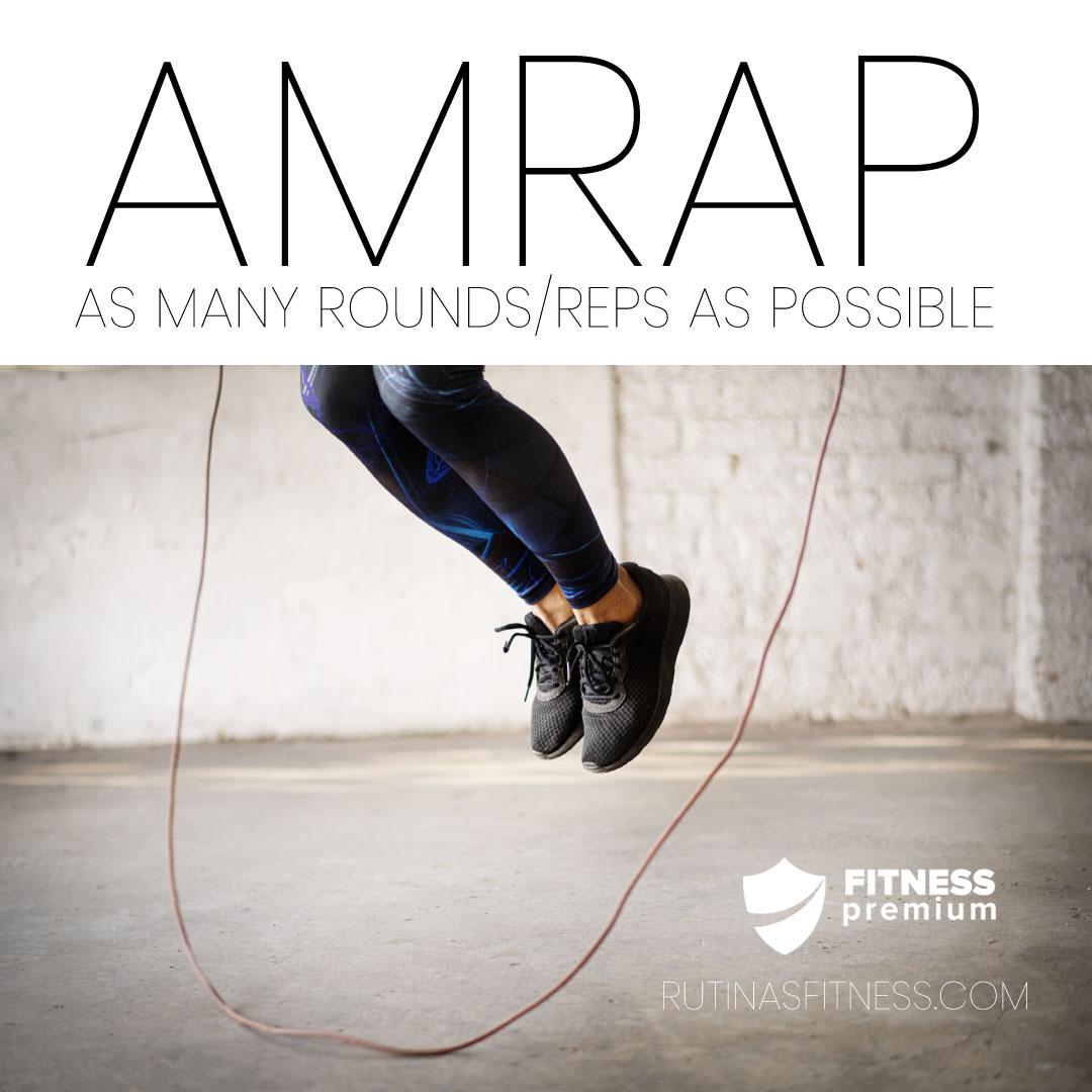 En este momento estás viendo AMRAP: sistemas avanzados de entrenamiento de intensidad