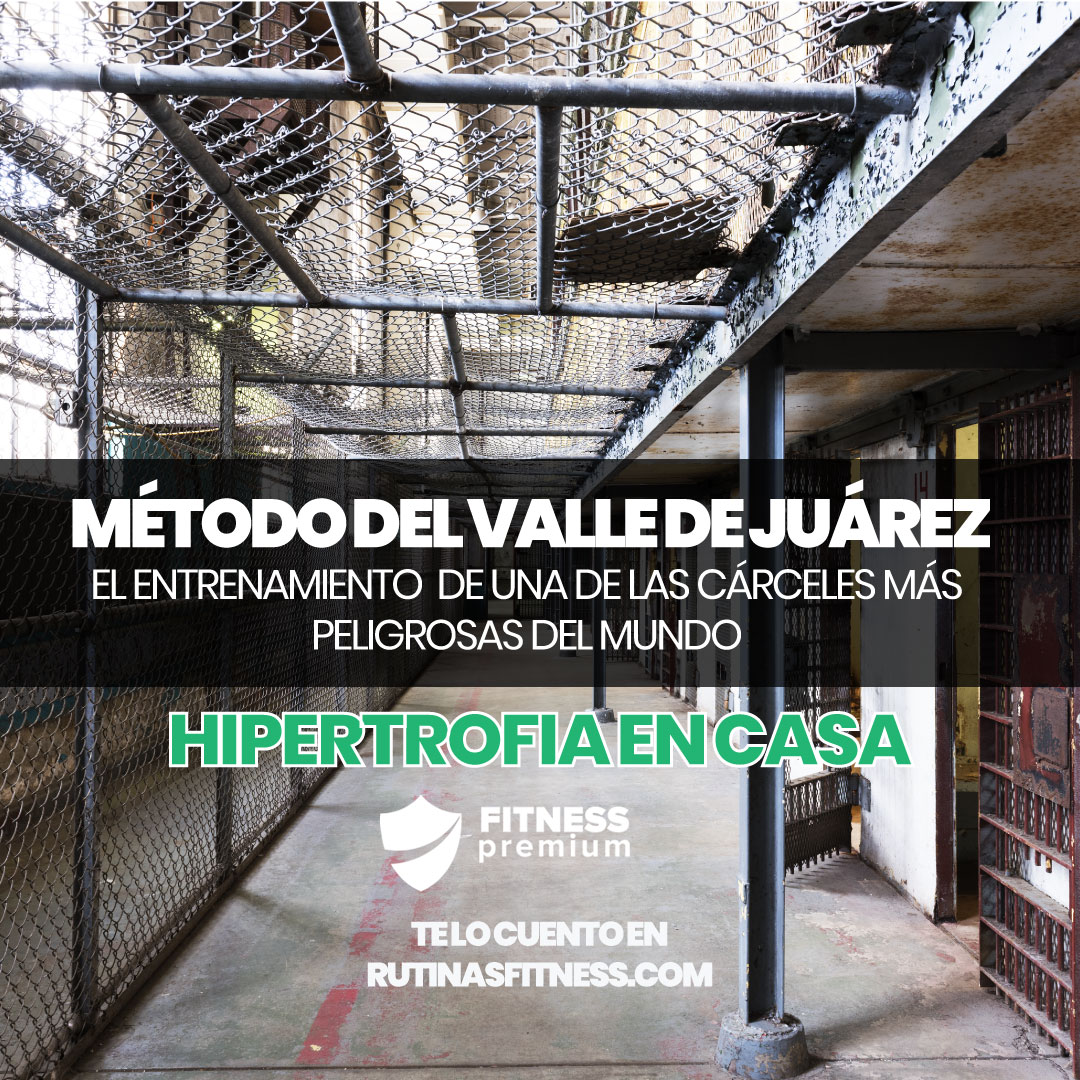 En este momento estás viendo Método del Valle de Juárez. El entrenamiento del confinado.